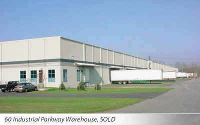 60 Industrial Parkway Warehouse
