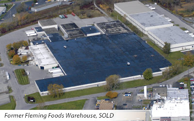 Former Fleming Foods Warehouse