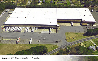 North 540 Distribution Center
