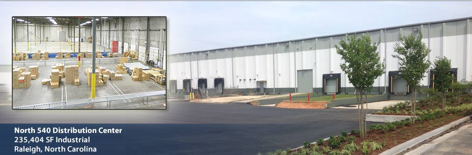 Meridian Distribution Center